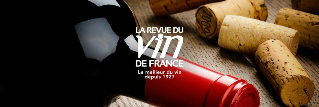 Version tablette la revue du vin de France